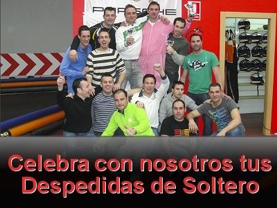 Despedidas de solter@ 2019 en Zaragoza